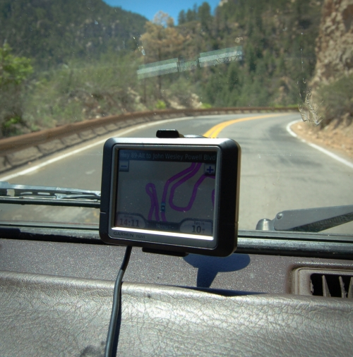 GPS - switchback