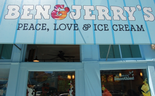 Hippy Ben & Jerry's
