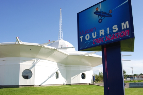 Vulcan Tourism and Trek Station