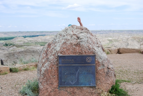 Climbing rock FAIL!