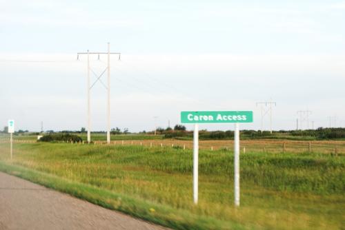 Caron Access