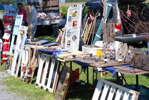 Morrisburg flea market