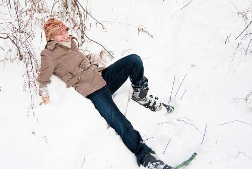 Snowshoe Fail