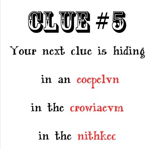 Clue #5