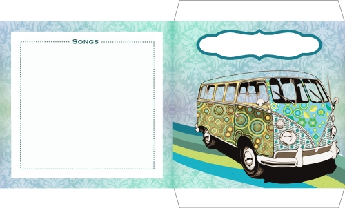 VW Cd Cover