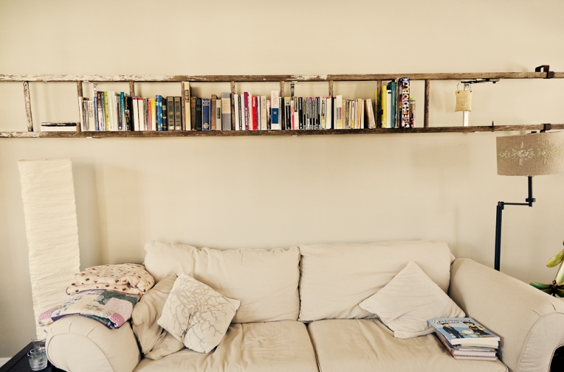 bookcase ladder plans