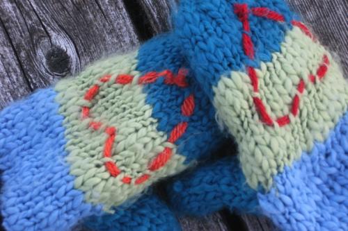 Love mittens
